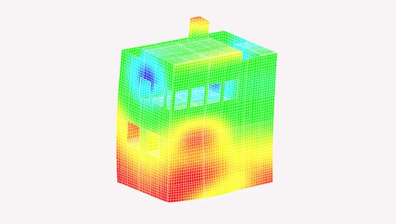 Calculs de fréquence et de modes propres