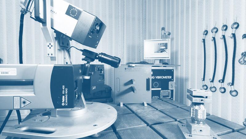 vibrométrie laser 3d